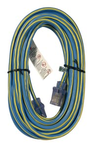 RAPTOR® 14/3 Sjtw Extension Cord Lgtd Blue;Yellow RAP3140