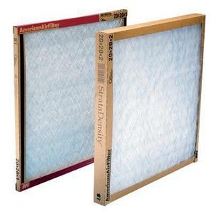 American Air Filter 25 x 25 x 1 in. Fiberglass Air Filter A220870051