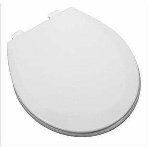 PROFLO® Round Close Front with Cover Toilet Seat PFTSW1000