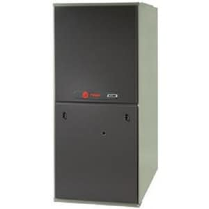 Trane XT80 Series 21 in. 100000 BTU 80% AFUE 5 Ton Single-Stage Upflow, Horizontal Left and Horizontal Right 1 hp Natural or LP Gas Furnace TTUD1C100A9H51B