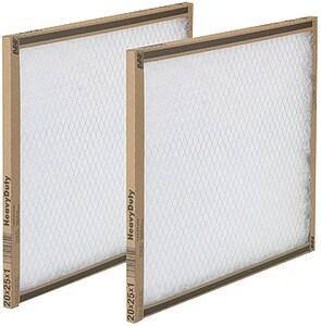 American Air Filter 24 x 24 x 2 in. Fiberglass Air Filter A221863152
