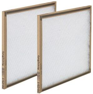 American Air Filter 16 x 16 x 1 in. Fiberglass Air Filter A221448151