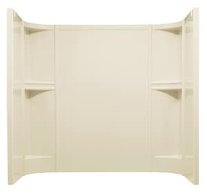 Sterling Accord® 60 x 30 in. Vikrell Smooth Wall Set S71244100