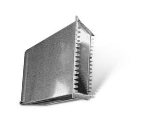 Lukjan Metal Products Trunk Straight Collar SHMTDSCOX