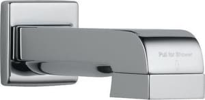 Delta Faucet 6-1/4 in. Diverter Tub Spout DRP49758