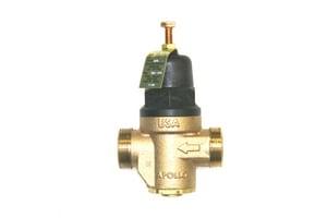 Apollo Conbraco 36CLF Series 75 psig Bronze Double Union PEX Pressure Reducing Valve A36C9001