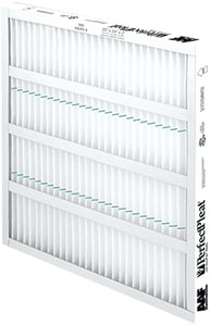 American Air Filter 16 x 25 x 2 in. Pleated High Efficiency Filter AAF170102600