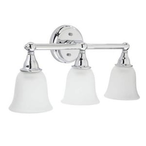 Mirabelle® St. Augustine 3 Light 60W Up/Down Facing Bathroom Vanity Fixture MIRSA3LGT
