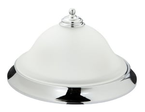 Mirabelle® St. Augustine 2 Light 60W Flush Mount Ceiling Light MIRSAFMLGT