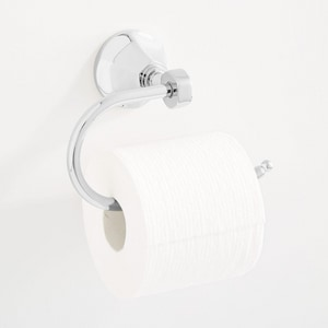 Mirabelle® 6-15/16 in. Toilet Tissue Holder MIRBRKWTH