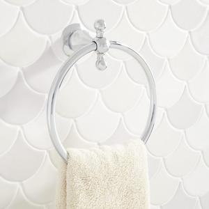 Mirabelle St. Augustine® Towel Ring MIRSATR
