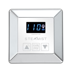 Steamist On/Off Steam Bath Control with Digital Display STEA150