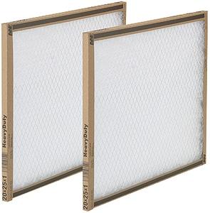 American Air Filter 16 x 25 x 2 in. Fiberglass Air Filter A198600052
