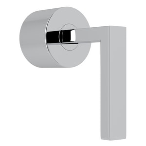 Rohl Modern™ Volume Control Valve Trim with Single Lever Handle in Polished Chrome RWA30LAPCTO