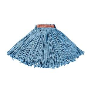 Rubbermaid Heavy Duty Premium PRO Blend Mop in Blue RFGF5100BL00