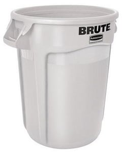 Rubbermaid Brute® 32 gal Heavy Duty Trash Container RFG263200