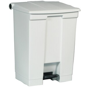 Rubbermaid 18 gal Step-On Trash Container RFG614500