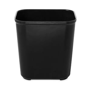 Rubbermaid 28 qt Fire Resistant Waste Basket RFG254300