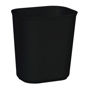 Rubbermaid 14 qt Fire Resistant Waste Basket RFG254100