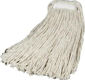 Rubbermaid Heavy Duty Premium Cotton Mop in White RFGF1600WH00