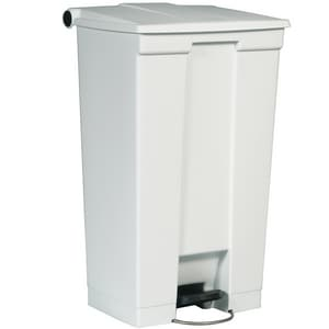 Rubbermaid 23 gal Hand Free Step-On Container RFG614600