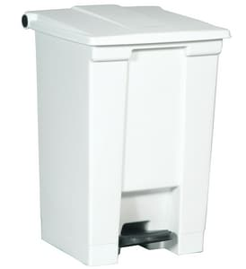 Rubbermaid 12 gal Step-On Trash Container RFG614400