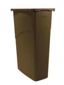 Rubbermaid Slim Jim® 23 gal General Purpose Waste Container RFG354000