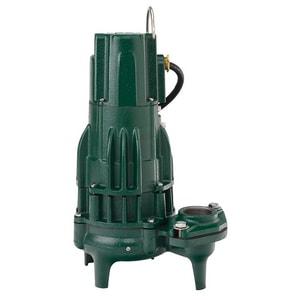 Zoeller Waste-Mate 1-1/2 hp 9.5A Waste Mate High Head Sewage Pump Z2940006 at Pollardwater