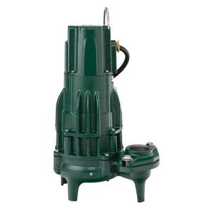 Zoeller 2 hp 115V Sewage Pump Z2920009