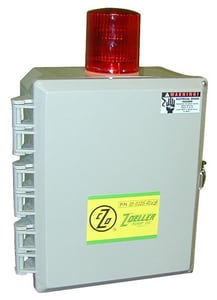 Zoeller Automatic Reversible Simulated Control Panel Port Z100420