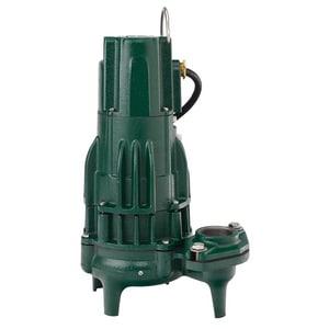 Zoeller 115V Sewage Pump Z3920002