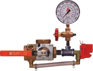 AGF Manufacturing 1/2 x 6-7/16 in. Sprinkler Valve AGF242TK
