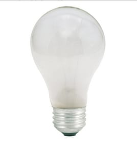 Bulbrite Industries 130V Incandescent Bulb B1001