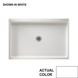 Swan Corporation 32 x 48 in. Single Threshold Shower Base SSF03248MD010