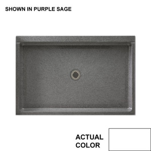 Swan Corporation 34 x 48 in. Single Threshold Shower Base SSF03448MD010