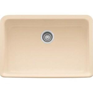 Franke Consumer Products Manor 1-Bowl Undermount Kitchen Sink FMHK11028BT