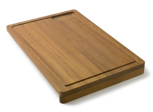 Franke Consumer Products Oceania Solid Wood Cutting Board FOA40S