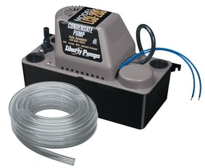 Liberty Pumps LCU Series 1/30 hp 115 V Condensate Pump with 20 ft. Tubing LLCU20ST