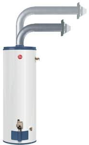 Rheem 36 MBH Direct Vent Natural Gas Water Heater RPROG4038N621302