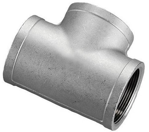 Merit Brass Socket Weld 150# 304L Stainless Steel Tee IS4CST