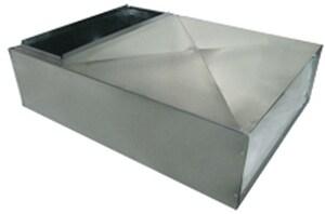 Royal Metal Products 38 x 10 in. Return Air Box SHMRAB382810
