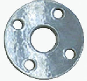 Slip-On 150# Standard Carbon Steel Raised Face Flange GRFSOF10U