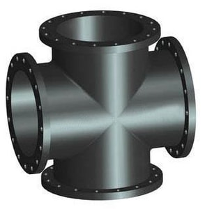 125# Flanged Ductile Iron C110 Full Body Cross FCROSS