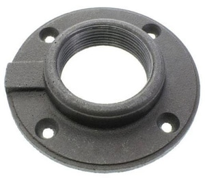 150# Ductile Iron C110 Full Body Flange CFDI
