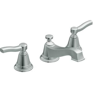 Moen Rothbury™ Widespread Lavatory Faucet with Lever Handles MTS6205