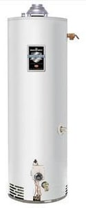 Bradford White Manufactured Home Natural/Liquid Propane Gas Water Heater BMIMH40T6FLX