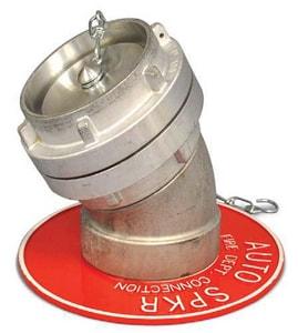 FPPI 4 x 5 in. 30 ft. Stroz Auto Sprinkler Kit F0923800