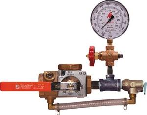 AGF Manufacturing 1 x 1/2 in. Sprinkler Valve AGF212TG
