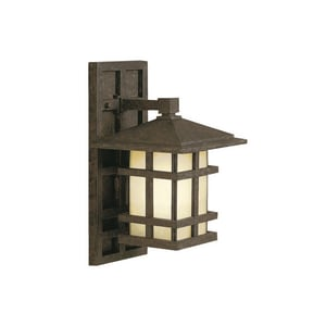 Kichler Lighting Cross Creek 150W 1-Light Outdoor Wall Lantern KK9129
