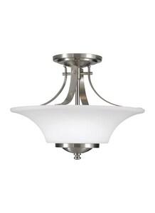 Murray Feiss Industries Barrington™ 2-Light Indoor Semi-Flushmount Ceiling Light MSF241
